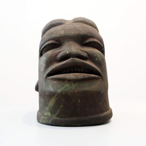 Máscara facial Makonde