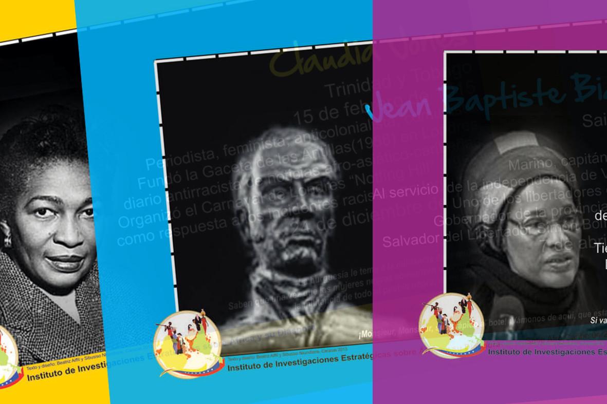 Personajes Afrocaribeños