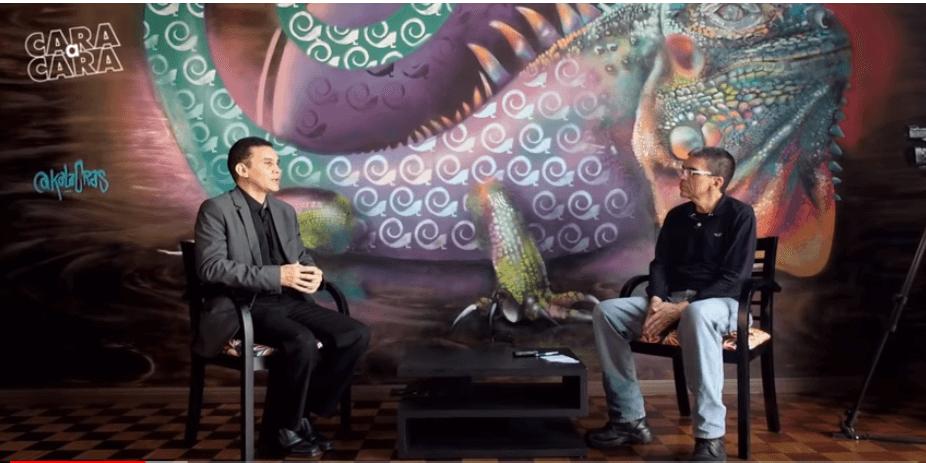 Reinaldo Bolívar en Cara a cara La IguanaTv