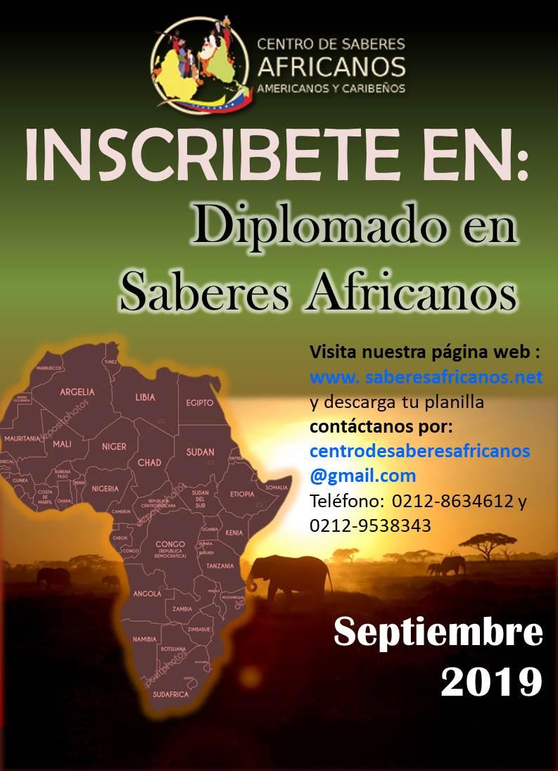 Diplomado en Saberes Africanos