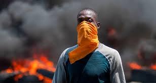 paralizada capital de Haití