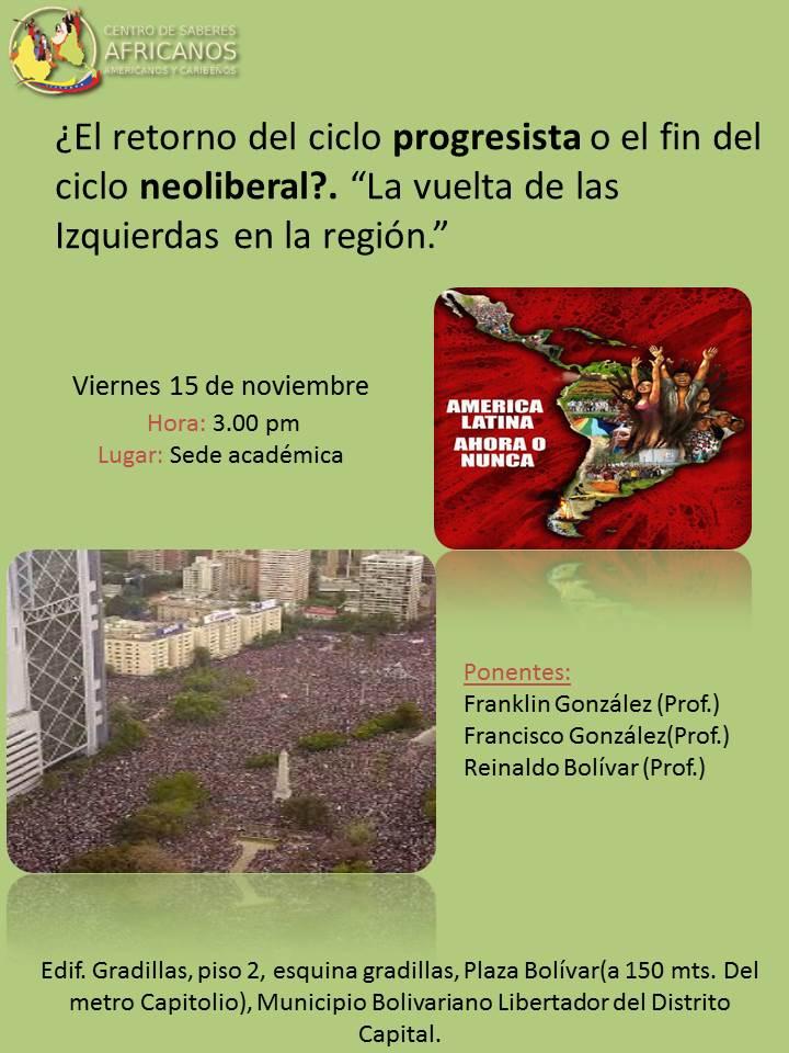 Conversatorio 15 de noviembre