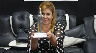 Patricia Arce Guzman, Alcadesa de Vinto, Cochabamba, Bolivia