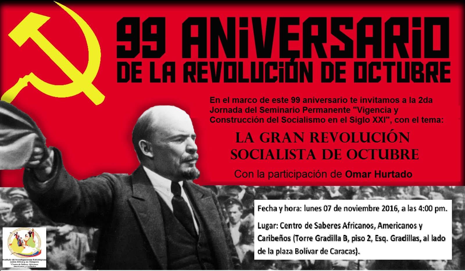 2da. Jornada seminario Permanente Socialismo
