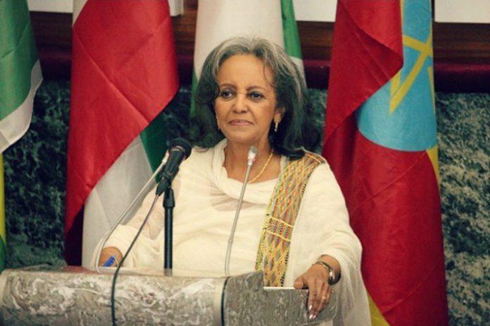 Presidenta de Etiopía