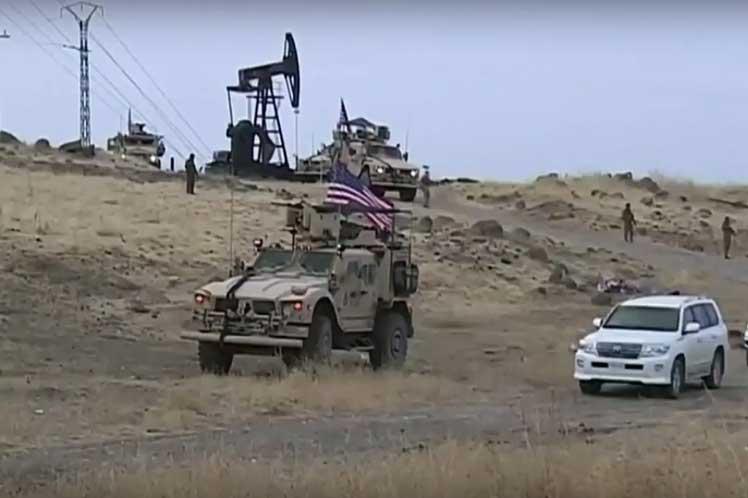 Siria base militar EEUU