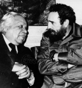 Nicolás Guillén en Julio