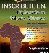 Diplomado en Saberes Africanos ¡Inscríbete!