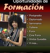 OPORTUNIDADES DE FORMACIÓN