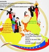 IX Aniversario del Centro de Saberes Africanos Americanos y Caribeños