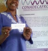CONADECAFRO felicita al Centro de Saberes por su IX Aniversario