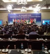 Con acto solemne se despide III Cumbre de Educación en Djibouti